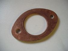 TS 1  COPPER EXHAUST GASKETS